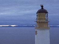 Lighthouse near Cairn Dairg, Scotland, 1994